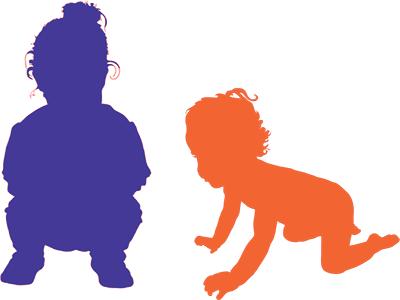 Logo de Infantes y maternales